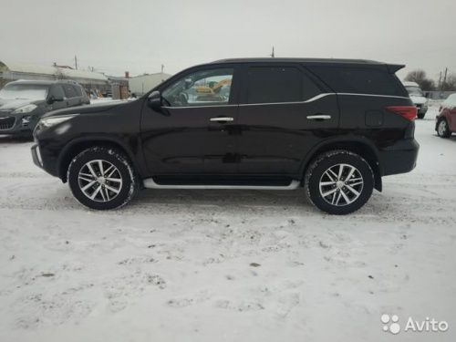 SToyota Fortuner